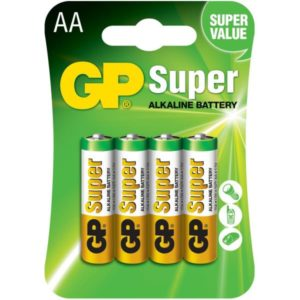 GP Battery GP 15A U4 STILO LR6/AA