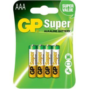 GP Battery GP 24A U4 MINISTILO LR03/AAA