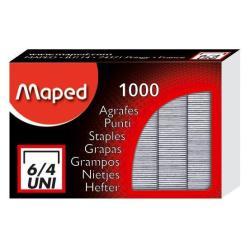 Maped 1000 PUNTI METALLICI  UNI SERIE 6/4