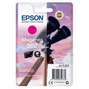 Epson CART.MAGENTA BINOCOLO 502 SERIE