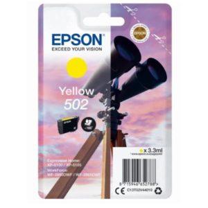 Epson CART.GIALLO BINOCOLO 502 SERIE