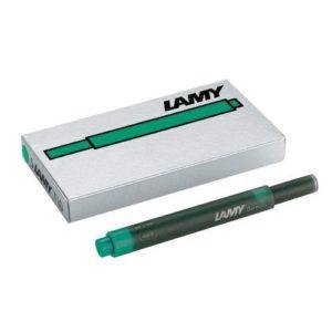 Lamy CF5 T10 CARTUCCIA INCHIOSTRO VERDE