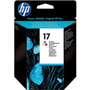 CARTUCCIA HP 17 INK-JET TRI COLOR C6625A