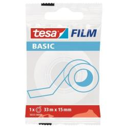 Tesa TESAFILM INVISIBLE BASIC 15X33